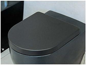 Link blanco en termoestable Flaminia 5051/cw04/Asiento Slim para inodoro