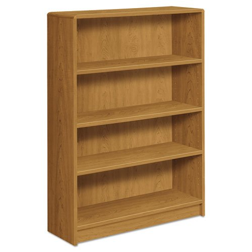 4 Shelf Contemporary Bookcase - 7