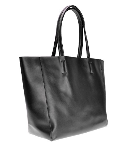 Basse Femme Poche Main Amovible pour Classique Porte Sac avec Monnaie noir à de Zippée 8vqXZX