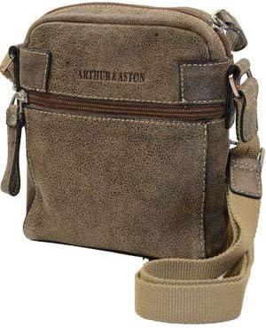 Arthur /& aston Sacoche bandouli/ère en cuir vachette vieilli ref/_ast33065