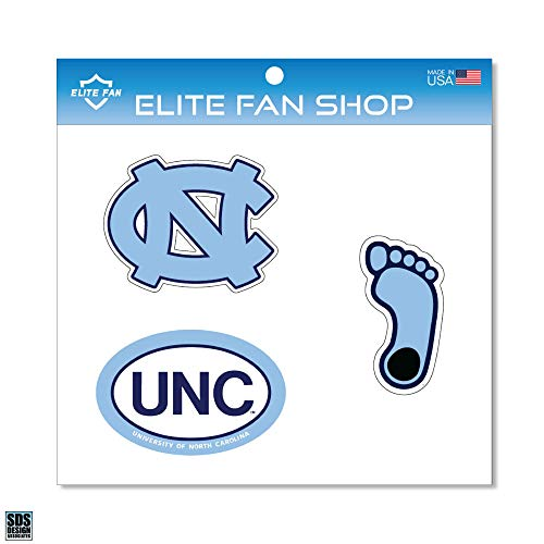 Elite Fan Shop North Carolina Tar Heels 6
