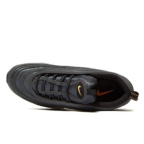 Nike Air Max 97 AQ7331-002 Anthracite/Orange US 9
