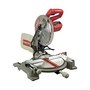 7. Homecraft H26-260L 10-Inch Compound Miter Saw by Delta Power Tools