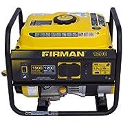 Firman P01201 Performance Series 1200W Standard CSA Generator