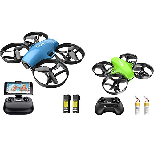 Potensic A30W Drone with 720P Camera + Potensic A20 Mini Drone for Kids
