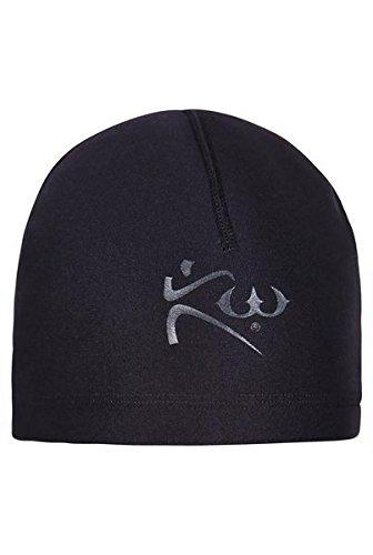 Kutting Weight (cutting weight) neoprene weight loss sauna hat (Black on Black, - Neoprene Hat