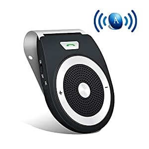 Amazon.com: Bluetooth Car Speaker AUTO Power ON Wireless