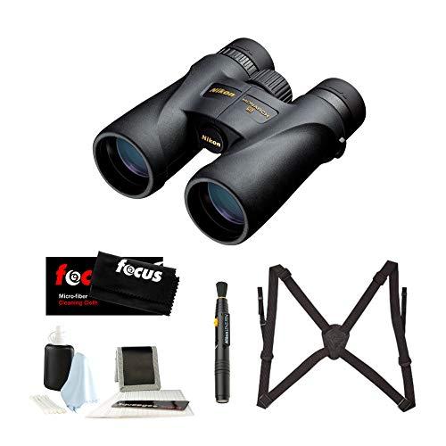 Nikon 7577 Monarch 5 10 x 42 Waterproof/Fogproof Roof Prism Binoculars Lens Pen & Essential Accessory Bundle by Nikon (Image #8)