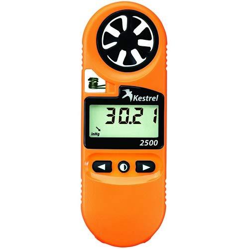 Kestrel 2500 Pocket Weather Meter - Orange