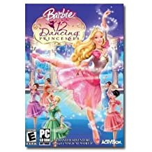 Barbie in the 12 Dancing Princesses PC Game