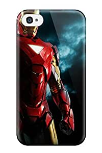 Hot New Iron Man Case Cover For Iphone 6 plus 5.5 With Perfect Design