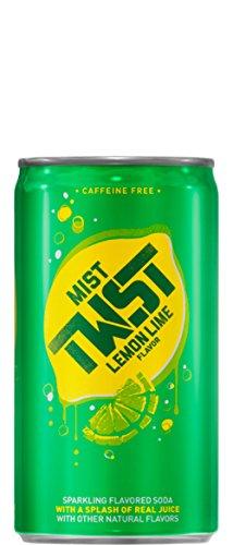 Mist Twist Soda, 7.5 Ounce (24 Cans) (Sierra Mist Soda)