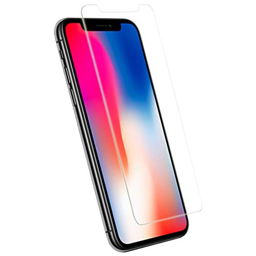 for iPhone Xs 5.8inch/iPhone Xs Max 6.5inch,Sunfei Screen Protector Anti-Glare Tempered Glass Shield Film (iPhone Xs 5.8inch)