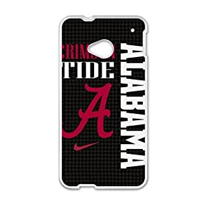 SKULL alabama football Phone Case for HTC One M7