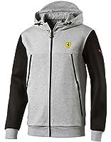 Puma Mens SF Hoody Zip Sweatshirt