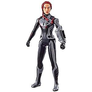 MXueei Avengers Endgame Titan Hero Series - Black Widow Action Figure - 12 Inch/30.7cm Joint Movable Toys - Children's…