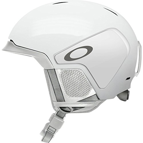 Oakley Mod3 Snow Helmet, Polished White, - Goggles Outlet Ski Oakley