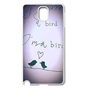 Bird Customized Cover Case for Samsung Galaxy Note 3 N9000,custom phone case ygtg566329