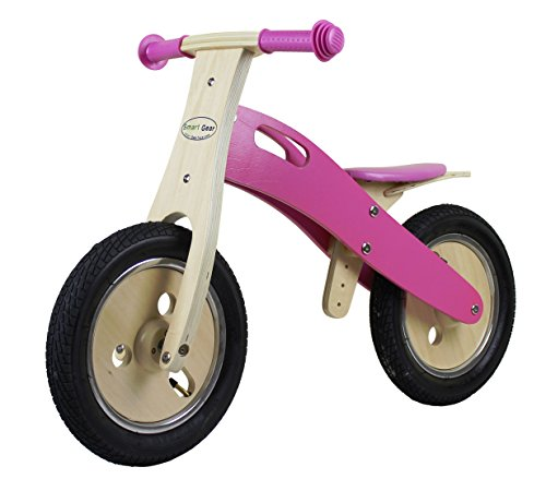 Smart Gear Wooden Smart Balance Kids Bike - Bubbleicious
