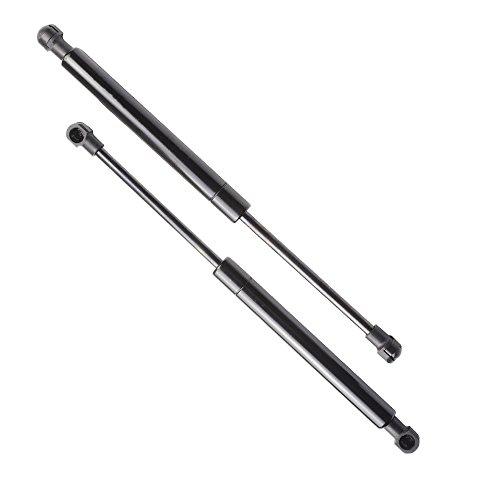 Guniang Hood Bonnet Lift Supports Shock Struts for BMW 525i 525xi 528i 530i 535xi 545i 550i M5 E60 E61 2PCS-Set