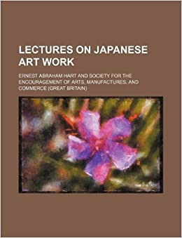 Book Lectures on Japanese art work