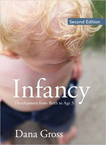 Infancy 2nd Edition Development From Birth to Age 3