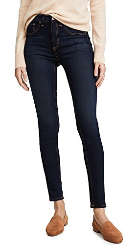 Rag & Bone/JEAN Women's High Rise Skinny Jeans, Bedford, 28 from Rag & Bone/JEAN