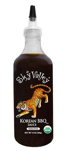 Sky Valley Organic Korean BBQ Sauce 19 Oz  by Sky Valley