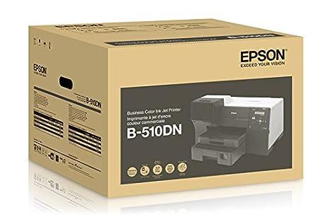 Amazon Epson B 510DN Color Inkjet Printer C11CA67201 Electronics
