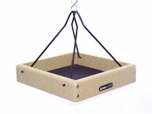Birds Choice 10X10 Hanging Open Platform