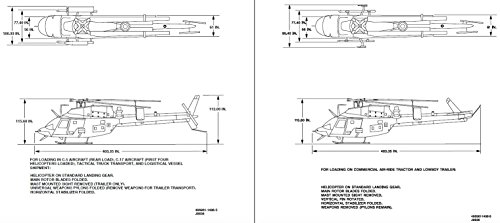 Helicopter Technical Manual - U.S. Army Bell 206A JetRanger OH-58D Kiowa Helicopter TECHNICAL MANUAL PREPARATION FOR SHIPMENT OF ARMY MODEL OH-58D HELICOPTERS