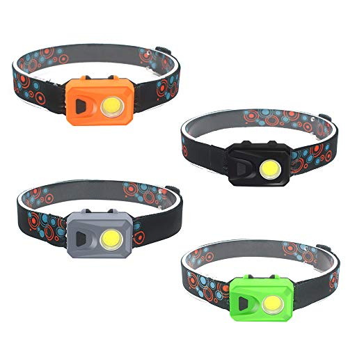 Headlamp Flashlight Lighting Lightweight Repairing