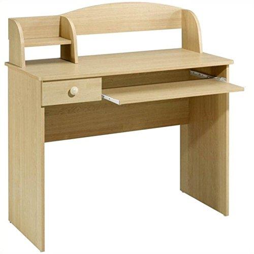 Maple Futon - Nexera Alegria 5642 Student Desk from, Natural Maple