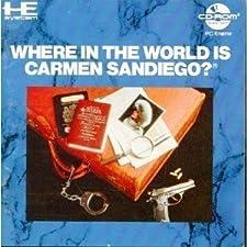 Carmen Sandiego o Oe! Sekaihen [Japan Import]