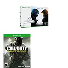 Xbox One S 1TB Console - Halo Collection Bundle + Call of Duty: Infinite Warfare