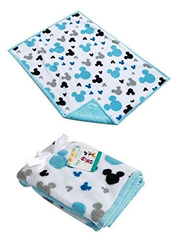 Disney Mickey Mouse Baby Boys Newborn Soft Fleece Blanket 75x100cm YNC