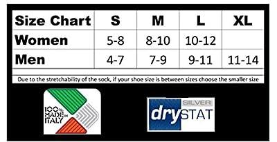 Vitalsox Low Cut Drystat Compression Socks