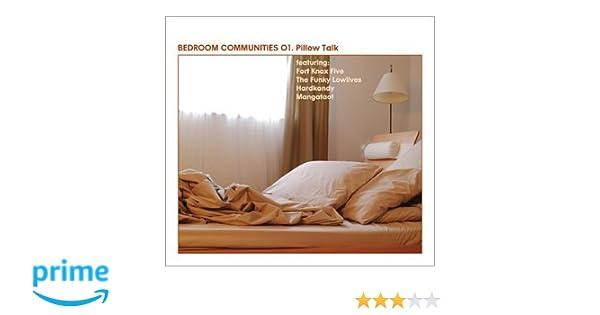 Bedroom Communities Bedroom Communities 01 Pillow Talk Amazon