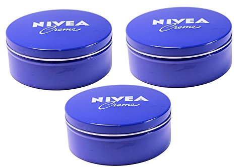 - Genuine Authentic German Nivea Creme Cream, 8.45 Ounces,(Pack of 3)