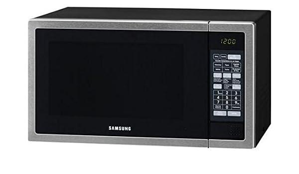 Samsung GE614ST 36L 1500W Plata, Blanco - Microondas (36 L, 1500 W ...