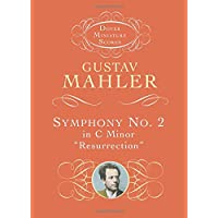 SYMPHONY NO 2 IN C MINOR (Dover miniature
