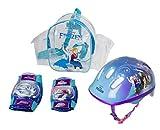 Disney Frozen Pads Elbow And Knee Guards Plus Helmet