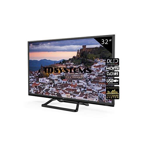 🥇 Televisores LED 32 Pulgadas TD Systems K32DLM10H. 2X HDMI