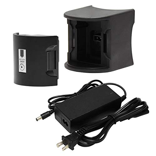 New & Improved Rechargeable Ni-Cade Battery & Charger for TERAPUMP Electric Drum Pump TReDRUMS (Standard) / TReDRUMT (Telescopic) by TERA PUMP (Image #2)