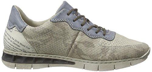 Women Sneakers Rieker Femme Low Basses Top M2845 5wH6HFq1