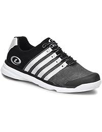 Mens Kevin Bowling Shoes- Grey/Silver/Black