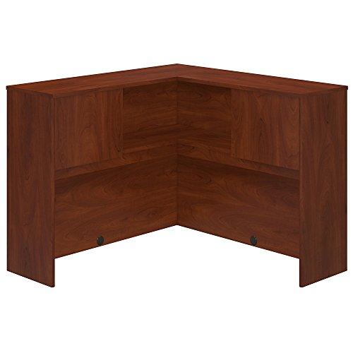 (Bush Business Furniture Series C Elite 48W Corner Hutch in Hansen Cherry)
