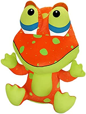 Orange Tad The Spotted Toad Collectible Toy 26 26 RetailSource Ltd 6-615-Ora