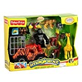 : Imaginext Safari Vehicle Gift Set
