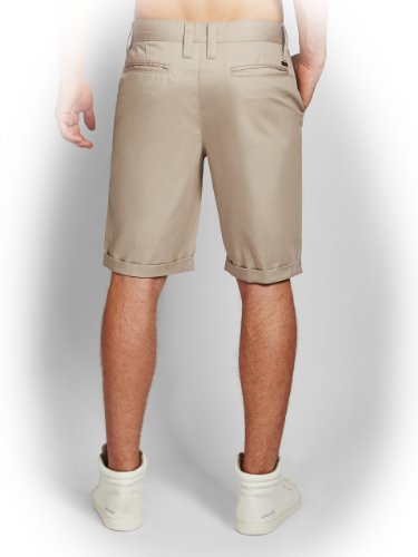 G by GUESS Men's Wyatt Shorts, DARK CHINO (32)